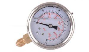 манометры радиальные и осевые для гидравлики - промснаб спб