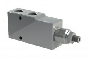 Гидрозамок с предохранительным клапаном - VBCL