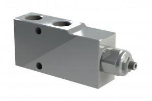 Гидрозамок с предохранительным клапаном - VBCL340