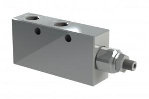 Гидрозамок с предохранительным клапаном - VBLP