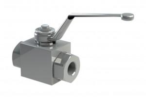 Двухходовой шаровый клапан - RAS2