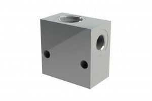 Монтажная плита - блок - Manifold