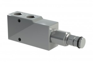 Тормозной клапан для закрытого центра - VCCL