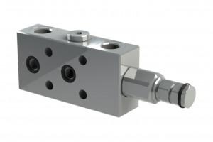 Тормозной клапан для закрытого центра - VCLF