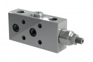 Тормозной клапан фланцевого исполнения - VBLF