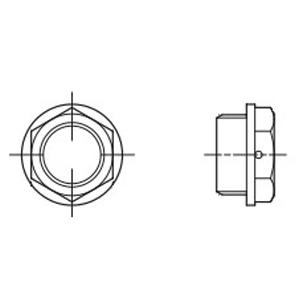 чертеж пластиковой крышки mp filtri в промснаб