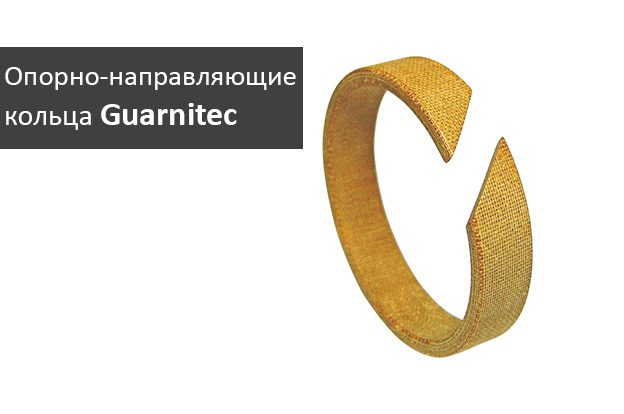 Опорно-направляющие кольца Guarnitec купить в Промснаб СПб