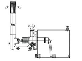 схема гидравлического бака