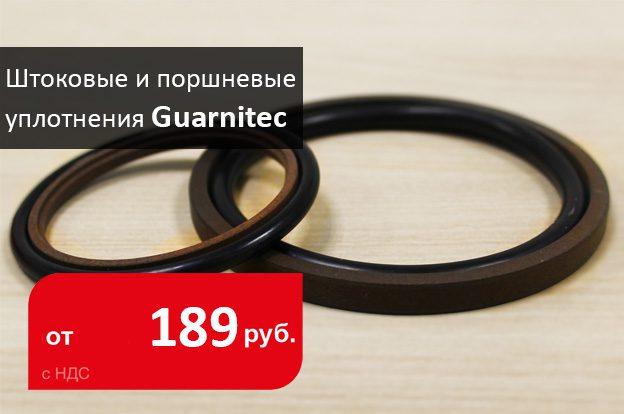 штоковые и поршневые уплотнения guarnitec - промснаб спб