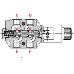 шести линейный дивертор - промснаб спб