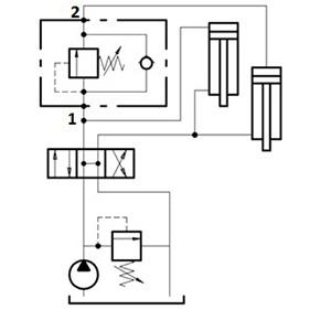схема клапана VSL - промснаб СПб