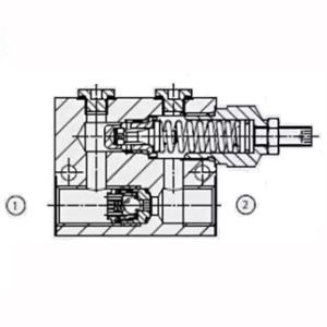 клапан VSL Oleoweb - Промснаб СПБ