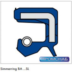 уплотнение вала (сальники) типа RST - промснаб спб