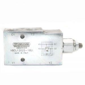 тормозной клапан oleoweb vbcl - промснаб спб