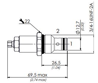 схема дросселя VBF6C - промснаб спб