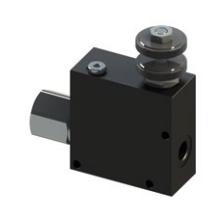 Трехлинейный регулятор потока VPT100V - промснаб спб