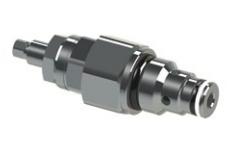 Дроссель с обратным клапаном VRF6C - промснаб спб