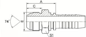 схема фитинга dki - промснаб спб