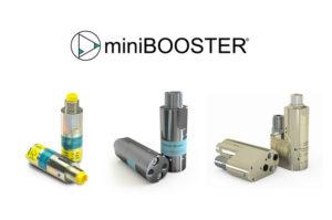 мультипликаторы (усилители) давления minibooster - промснаб спб