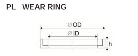 pl wear ring - промснаб спб