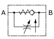 схема дросселя MTC VRFU-90-C - промснаб спб