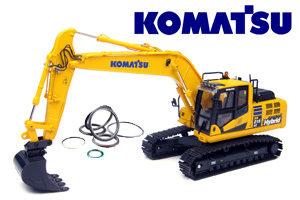 ремкомплект уплотнений для техники komatsu - промснаб спб