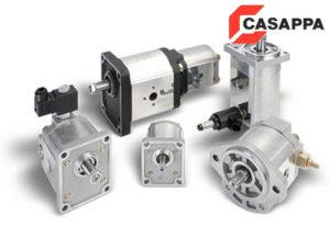 Шестеренные гидромоторы Casappa - промснаб спб