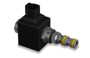 Клапаны 3-ходовые 2-позиционные EL08B walvoil - промснаб спб