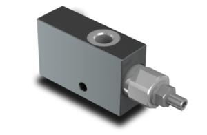 Сдвоенный гидрозамок с предохранительными клапанами VOSLP/N78 walvoil - промснаб спб