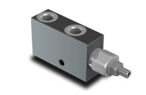 Сдвоенный гидрозамок с предохранительными клапанами VOSL/N78 walvoil - промснаб спб