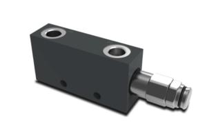 Сдвоенный гидрозамок с предохранительными клапанами VOSL/R1116 walvoil - промснаб спб
