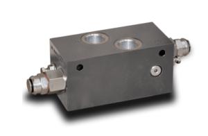 Сдвоенный гидрозамок с предохранительными клапанами VODL/N1516/CS walvoil - промснаб спб