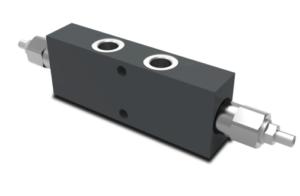 Сдвоенный гидрозамок с предохранительными клапанами VODL/R1116 walvoil - промснаб спб