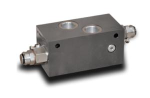 Сдвоенный гидрозамок с предохранительными клапанами VODL/V1516/CS walvoil - промснаб спб