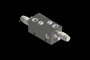 Сдвоенный гидрозамок с предохранительными клапанами VODL/V1116/CS walvoil - промснаб спб