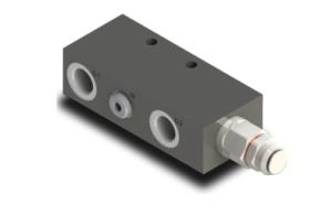 Сдвоенный гидрозамок с предохранительными клапанами VOSL/V1516 walvoil - промснаб спб