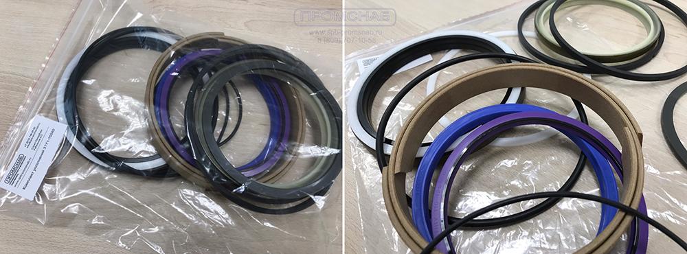 ремкомплекты уплотнений для экскаваторов Hyundai - промснаб спб