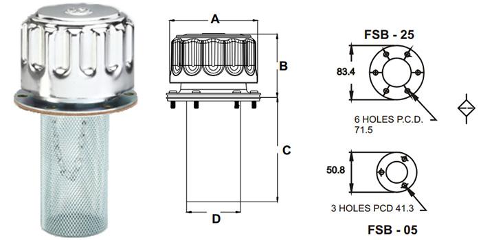 фильтр для гидробака - промснаб спб