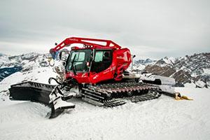техника использующая рвд зимой