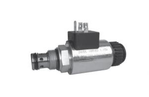 Картриджный гидрораспределитель с электроуправлением ROE3-042S5(S6)