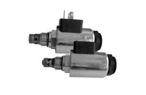 Картриджный гидрораспределитель с электроуправлением SD1E-A2 Argo-Hytos