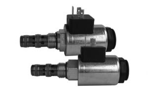 Картриджный гидрораспределитель с электроуправлением SD1E-A3 - Промснаб спб