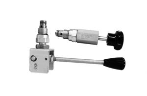 Картриджный гидрораспределитель с ручным управлением SD1M-A2/L Argo-Hytos