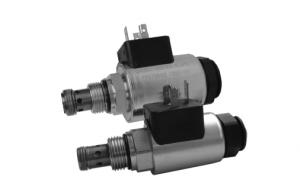 Картриджный гидрораспределитель с электроуправлением SD2E-A2 Argo-Hytos