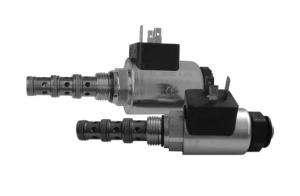 Картриджный гидрораспределитель с электроуправлением SD2E-A4 Argo-Hytos - промснаб спб
