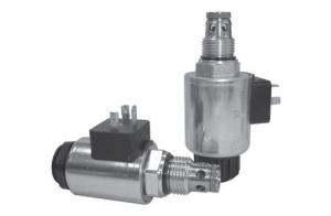 Картриджный гидрораспределитель с электроуправлением SD3E-B2