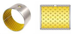 Металлополимерные (POM) втулки скольжения - промснаб спб