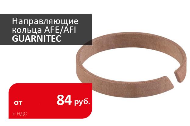В наличии опорно-направляющие кольца AFE/AFI Guarnitec - промснаб спб