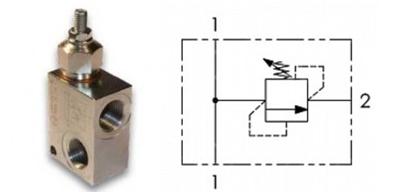 схема клапана vmdr oleoweb - промснаб спб