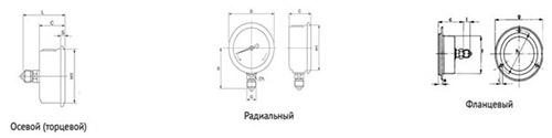 краны для манометров MiniPress - промснаб спб